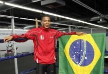 Everton Lopes fora das Olimpíadas do Rio