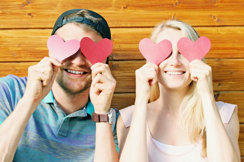 O amor está no ar, aproveite para celebrar