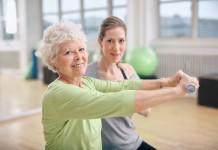 A sarcopenia pode ser tratada com exercícios