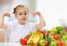 dieta para criança