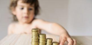 economia doméstica para crianças
