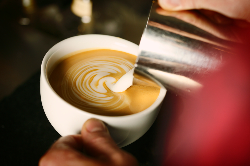 café expresso caseiro