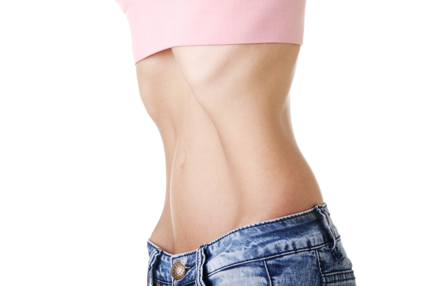 Saiba como emagrecer e perder barriga. Foto: Istock