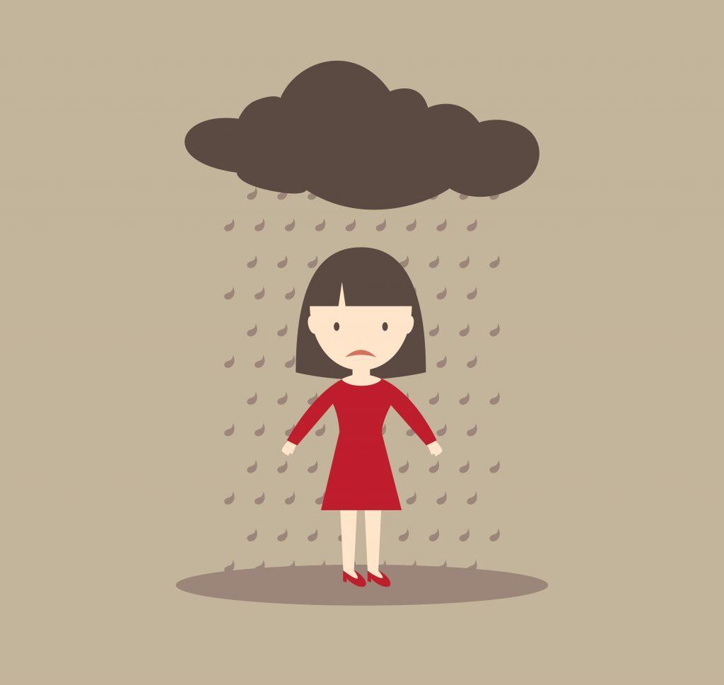 como se livrar da depressão