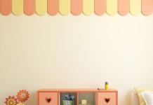 decoração infantil unissex