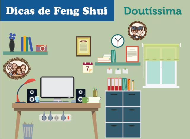 dicas de Feng Shui