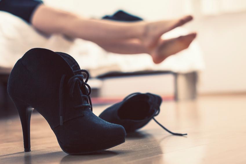 dor nos-pés