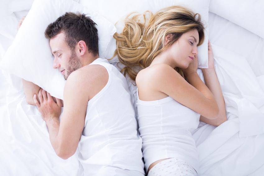 Posições para dormir
