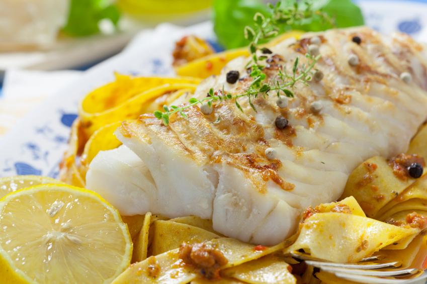 receitas com bacalhau
