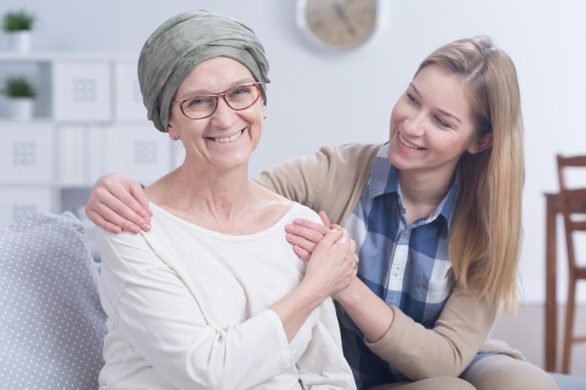 pacientes com câncer