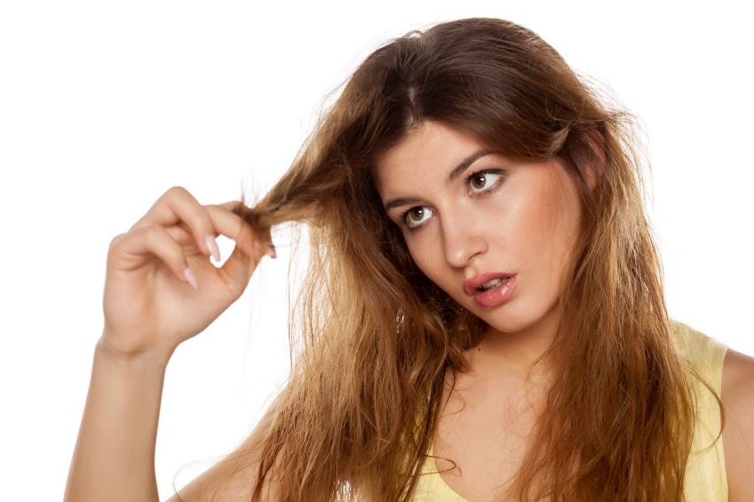 cabelos arrepiados