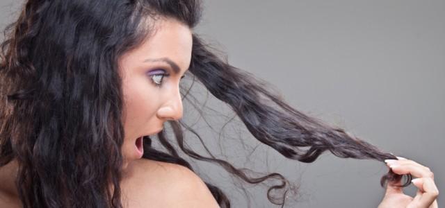 Chega de cabelos danificados