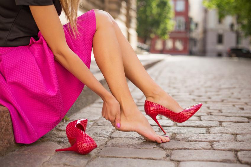 Como alargar sapato