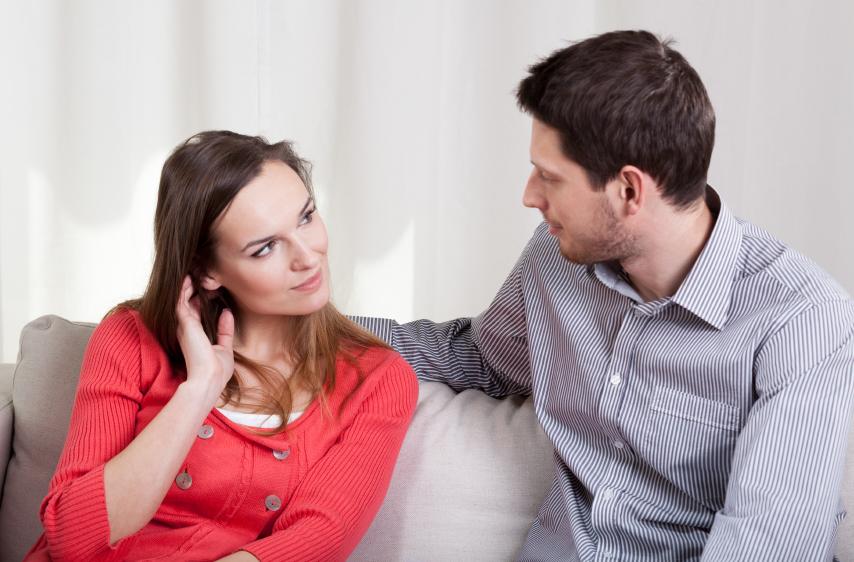 Como discutir a relação de forma eficaz?