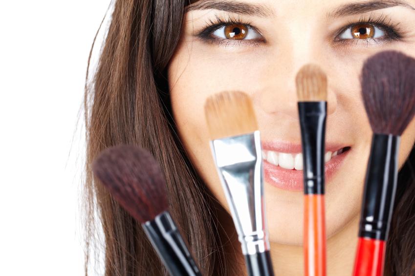 Como lavar pincel de maquiagem
