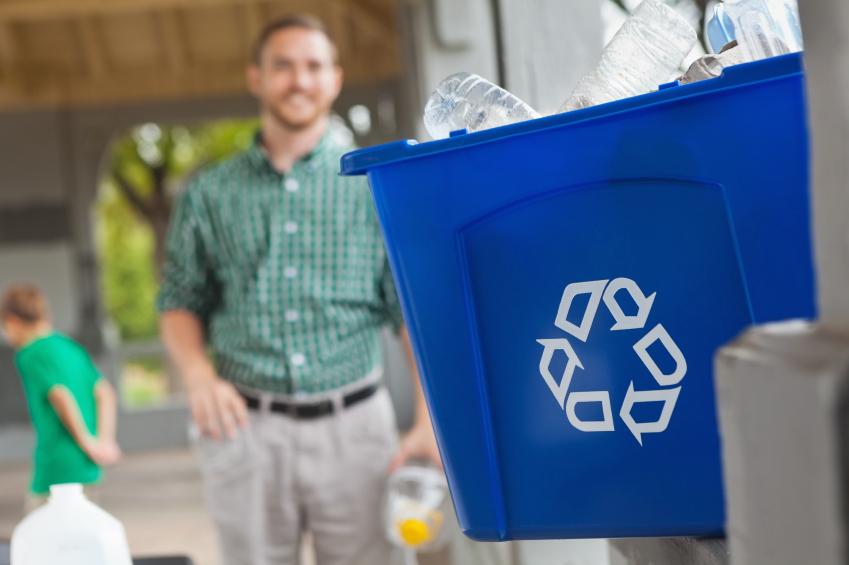 Como separar o lixo para reciclagem