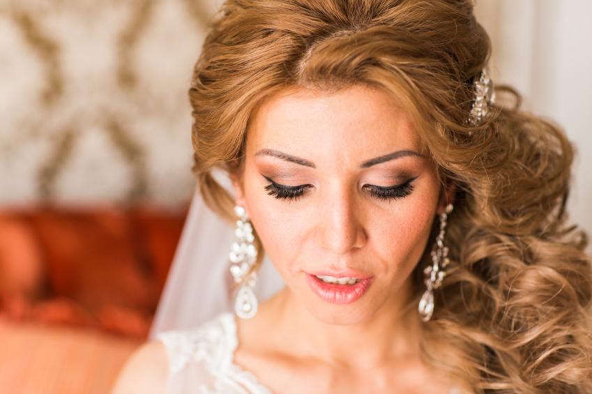 Maquiagem de noiva
