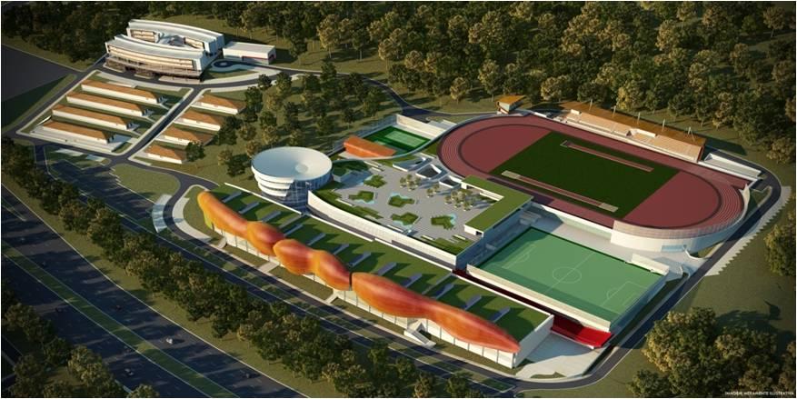 Centro de Esportes Paraolímpicos