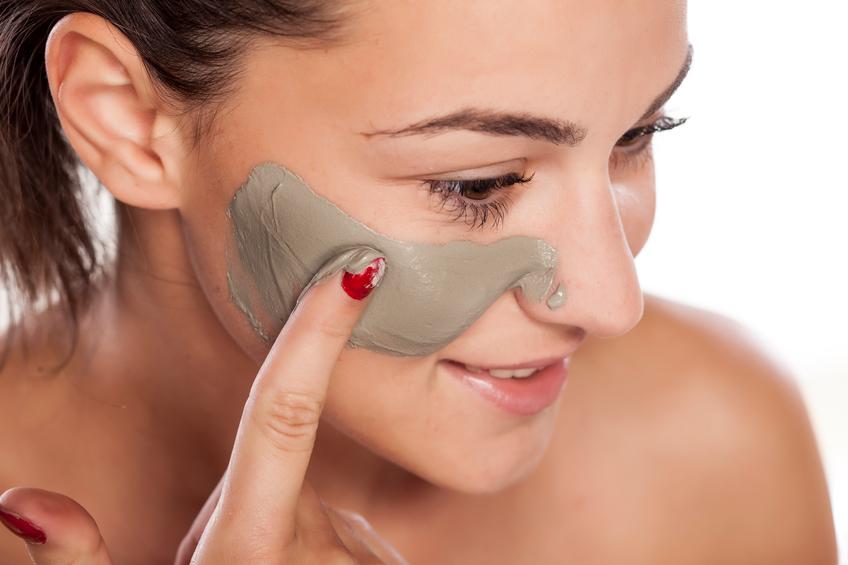 Como fazer máscara de argila