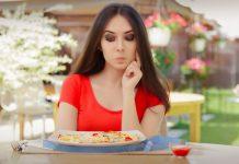 Força de vontade para manter a dieta