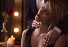 Massagens sensuais