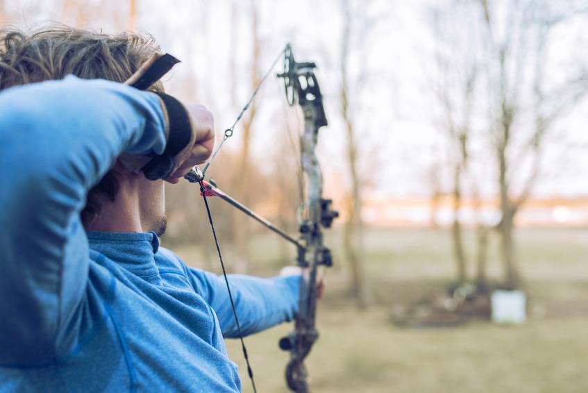 Onde praticar arco e flecha