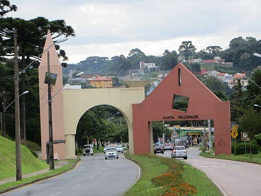 Passeio em Curitiba