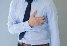 Sintomas de infarto