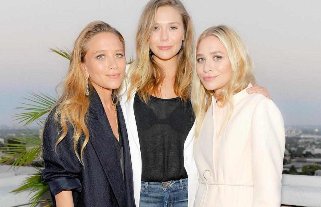 Mary Kate e Ashley são as Olsen mais famosas. Mas o clã ainda é completado pela caçula Elizabeth. (Foto: Instagram)