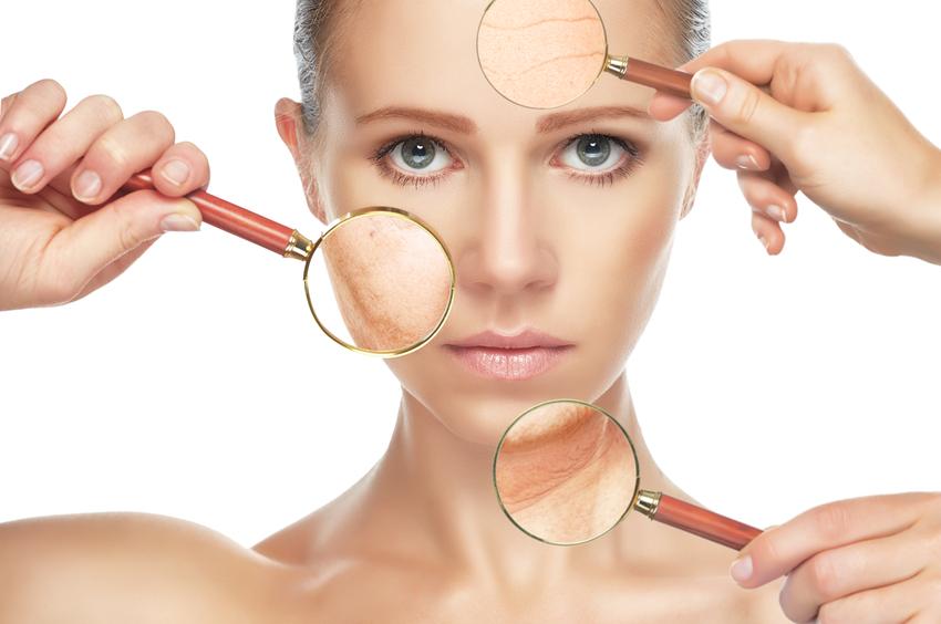 Saiba como identificar os sinais de envelhecimento precoce da pele. (Foto: istock)