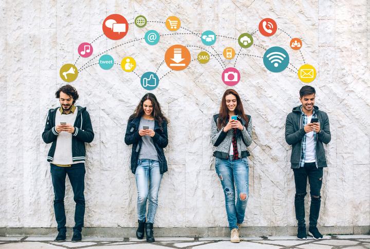 Saiba quais as vantagens e desvantagens das redes sociais. (Foto: Istock)