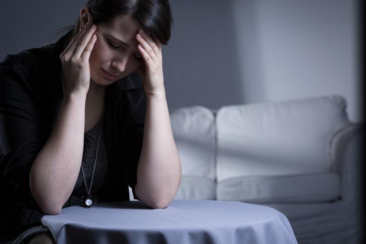 Entenda o que é o   estresse pós-traumático. (Foto:  Istock)
