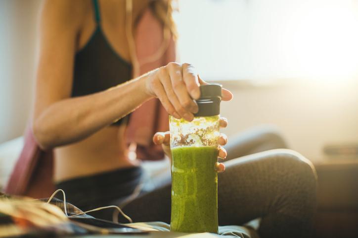 Alimentos veganos para complementar o seu treino. (Foto: Istock)