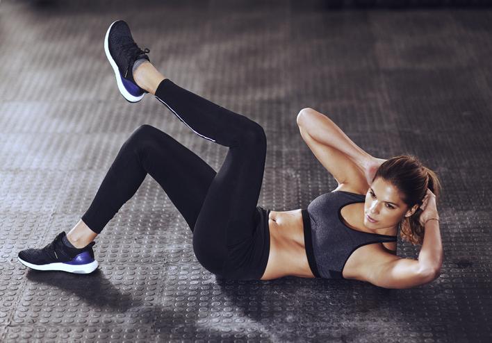 Confira quais são os melhores exercícios para perder barriga. (Foto: Istock)