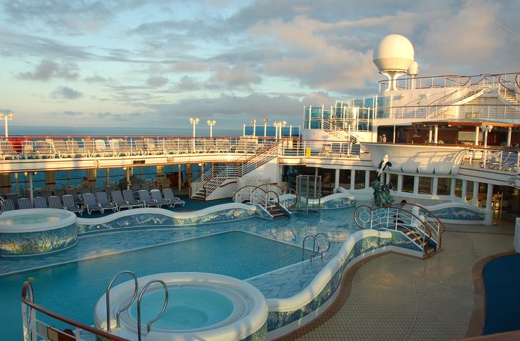 Confira opções de cruzeiros marítimos fitness para as férias. (Foto: Istock)