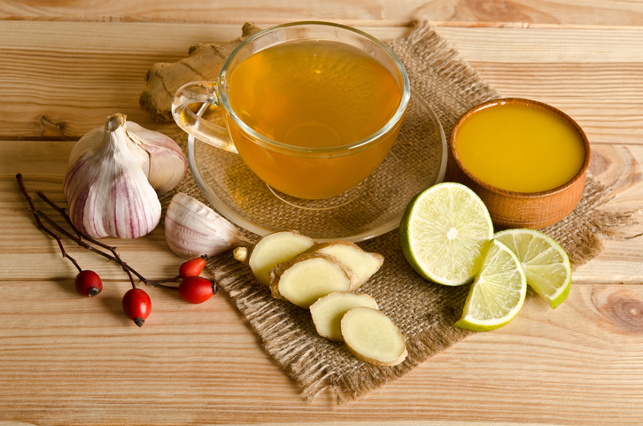 Alimentos que fortalecem o sistema imunológico. (Foto: Istock)